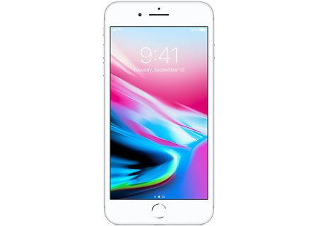 AT&T Wireless - IPHONE8PLUSSIL256GB - Cell Phones