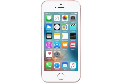 AT&T Wireless - IPHONESE64ROSE 6372A - Cell Phones