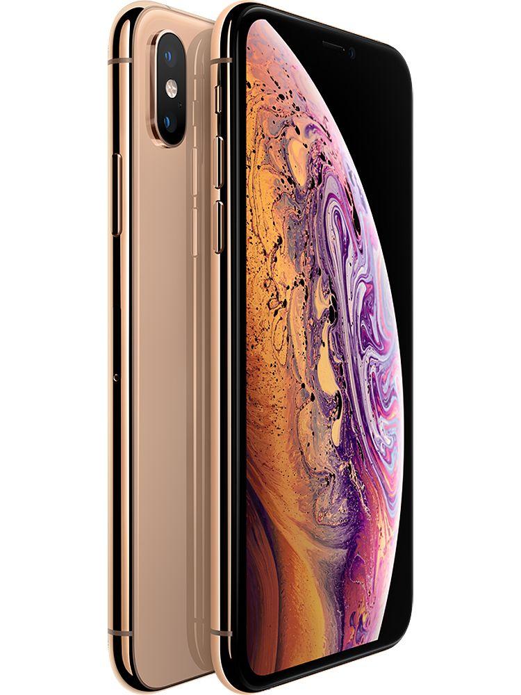 Apple 256GB Gold iPhone XS - IPHONEXS-256GBGLD & 6565B