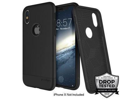 Prodigee Fit Pro Black For iPhone X - IPHX-FITP-BLK-BLK