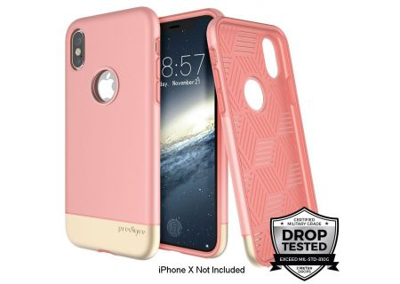 Prodigee Fit Pro Rose And Gold For iPhone X - IPHX-FITP-RSE-GLD