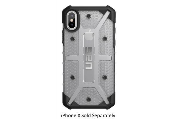 Urban Armor Gear Ice Plasma Series iPhone X Case - IPHXLIC
