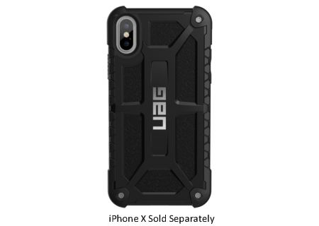 Urban Armor Gear - IPHXMBLK - Cell Phone Cases