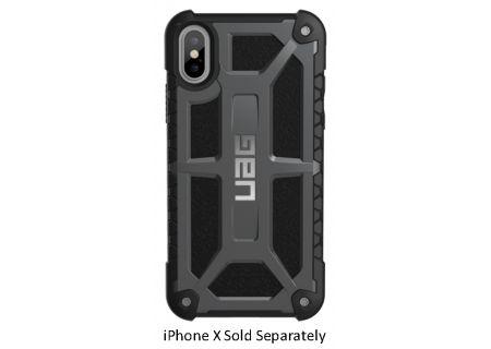 Urban Armor Gear Graphite Monarch Series iPhone X Case - IPHXMGR