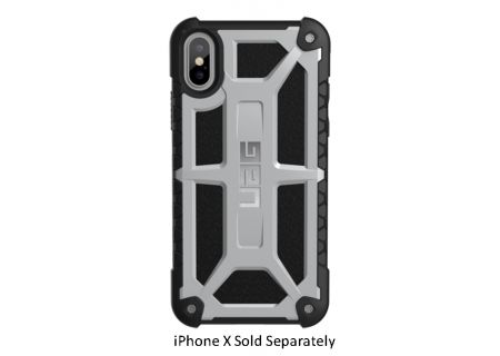 Urban Armor Gear Platinum Monarch Series iPhone X Case - IPHXMPL