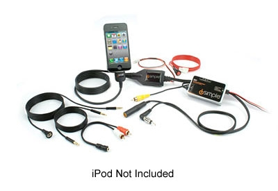 PAC Audio - IS77 - Car Audio Cables & Connections