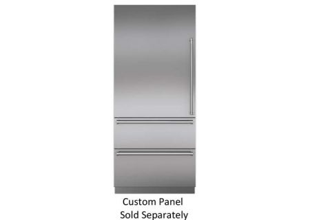 Sub-Zero - IT-36CIID-LH - Built-In Bottom Freezer Refrigerators
