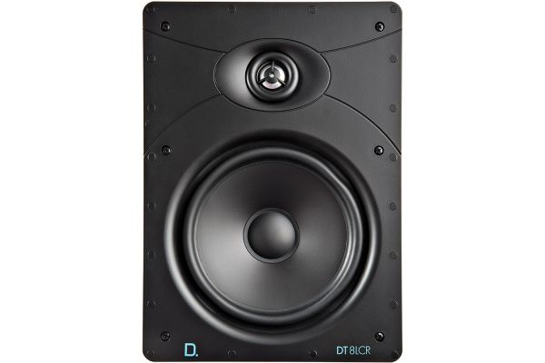 """Large image of Definitive Technology DT Series 8"""" White 2-Way In-Wall Speaker (Each) - UGDE-A"""