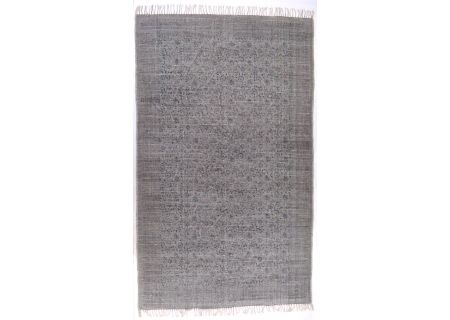 Four Hands Willow Collection 5x8 Flatweave Faded Print Rug - IWIL-011