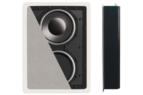 Large image of Definitive Technology In-Wall Single Subwoofer (Each) - IWSUB1010 (UCYA)