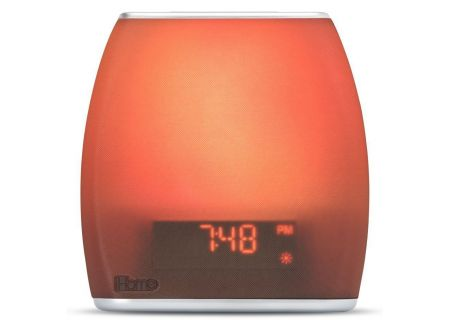 iHome Zenergy Bedside Sleep Therapy Dual Alarm Clock Radio - IZBT10
