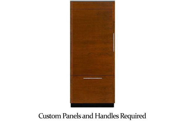 "Jenn-Air 36"" Panel Ready Built-In Bottom-Freezer Refrigerator - JB36NXFXLE"
