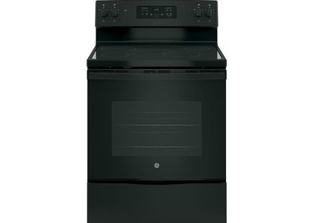 "GE 30"" Black Freestanding Electric Range - JB625DKBB"