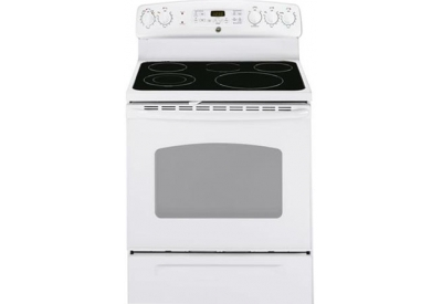 GE - JB645DTWW - Electric Ranges