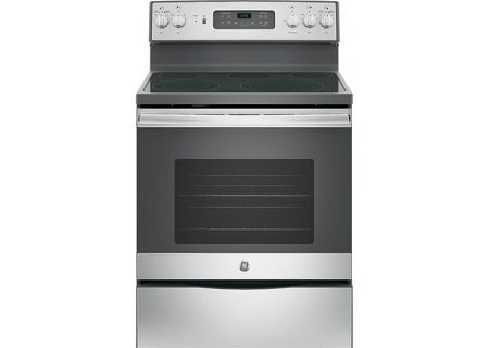 GE - JB655SKSS - Electric Ranges