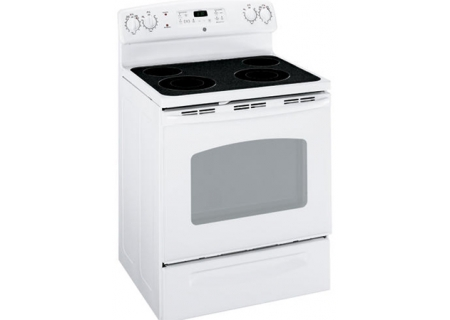 GE - JB660DPWH - Electric Ranges