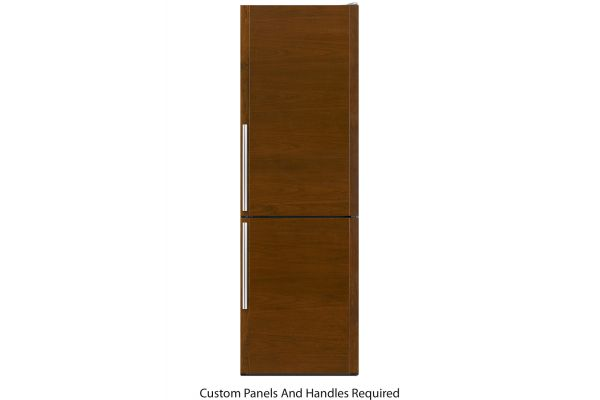 "Jenn-Air 24"" Panel Ready Built-In Bottom-Freezer Refrigerator - JBBFX24NHX"