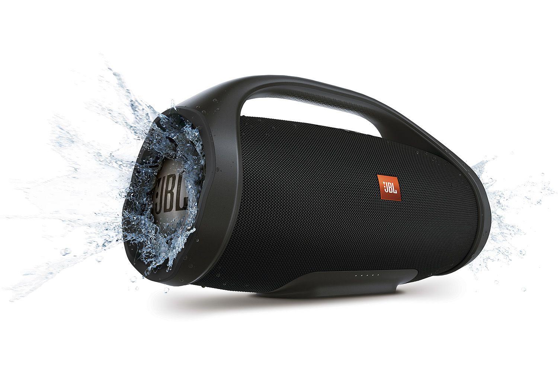 Jbl Boombox Black Bluetooth Speaker Jblboomboxblkam