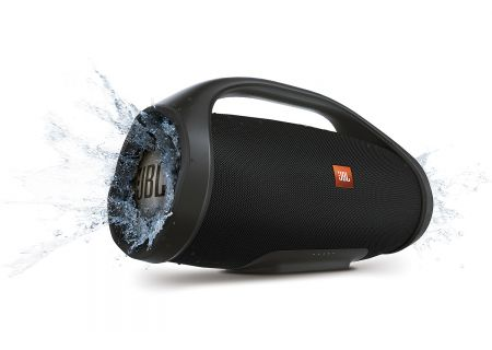JBL Boombox Black Portable Bluetooth Speaker - JBLBOOMBOXBLKAM