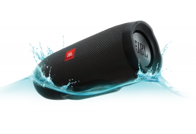 JBL - JBLCHARGE3BLKAM - Portable & Bluetooth Speakers