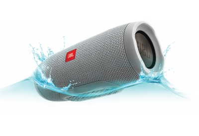 JBL - JBLCHARGE3GRAYAM - Bluetooth & Portable Speakers