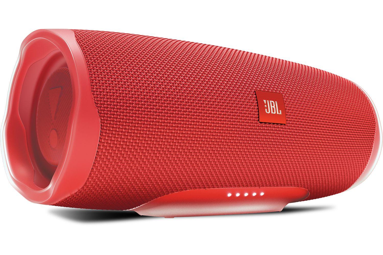 009de5ec1fe JBL Charge 4 Red Portable Bluetooth Speaker - JBLCHARGE4RED
