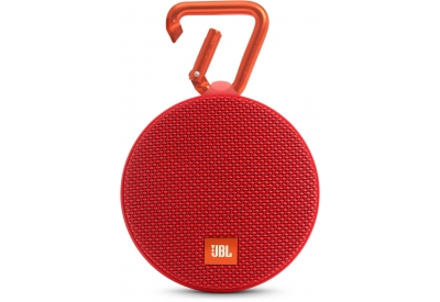 JBL - JBLCLIP2RED - Bluetooth & Portable Speakers
