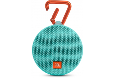 JBL - JBLCLIP2TEAL - Bluetooth & Portable Speakers