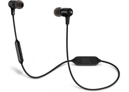 JBL - JBLE25BTBLK - Earbuds & In-Ear Headphones