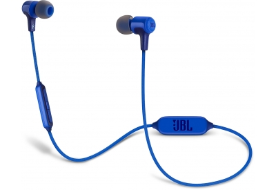 JBL - JBLE25BTBLU - Earbuds & In-Ear Headphones