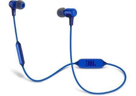 JBL - JBLE25BTBLU - Earbuds & In-Ear Headphones
