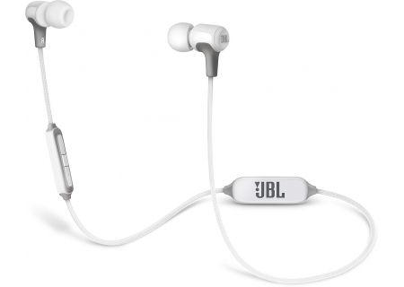 JBL E25BT White Wireless In-Ear Headphones - JBLE25BTWHT