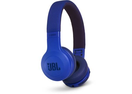 JBL - JBLE45BTBLU - On-Ear Headphones