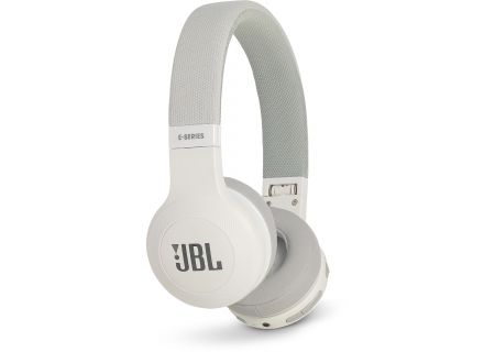 JBL - JBLE45BTWHT - On-Ear Headphones