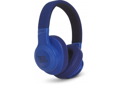 JBL - JBLE55BTBLU - Over-Ear Headphones