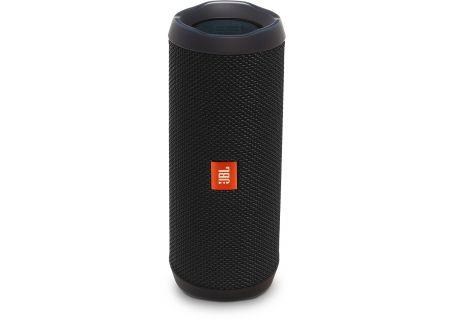 JBL - JBLFLIP4BLKAM - Bluetooth & Portable Speakers