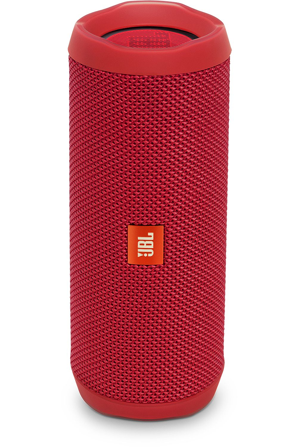 db572d5d6d6b JBL Flip 4 Red Wireless Portable Stereo Speaker - JBLFLIP4REDAM