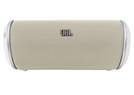 JBL - JBLFLIPWHTAM - Bluetooth & Portable Speakers