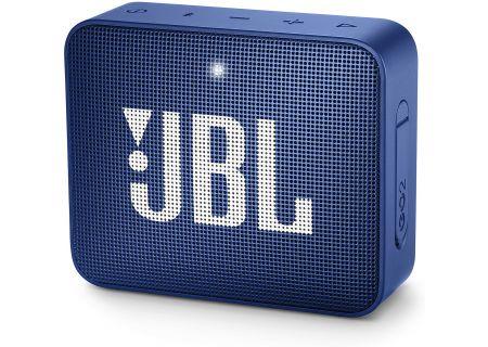 JBL - JBLGO2BLU - Bluetooth & Portable Speakers