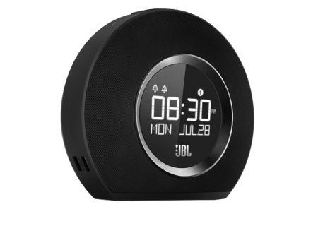 JBL Black Horizon Alarm Clock  - JBLHORIZONBLKAM