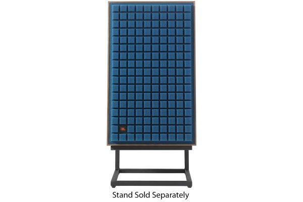"Large image of JBL L100 Classic 12"" Blue 3-Way Bookshelf Loudspeaker (Each) - JBLL100CLASSICBLU"