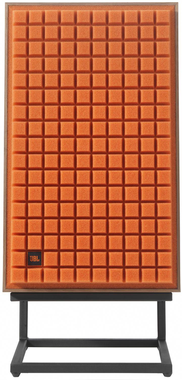 JBL L100 Classic 12 Orange 3 Way Bookshelf Loudspeaker