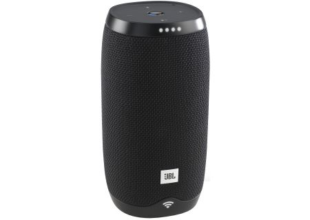 JBL Link 10 Black Portable Bluetooth Voice Activated Speaker - JBLLINK10BLKUS