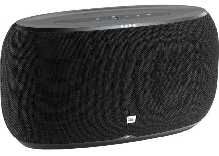 JBL Link 500 Black Bluetooth Voice Activated Speaker - JBLLINK500BLKUS
