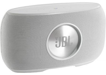 JBL Link 500 White Bluetooth Voice Activated Speaker - JBLLINK500WHTUS