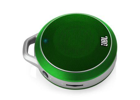 JBL - JBLMICROWGRN - Bluetooth & Portable Speakers