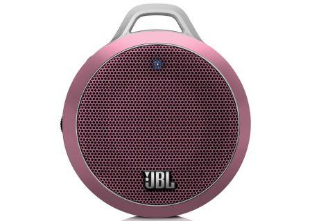 JBL - JBLMICROWPINK - Bluetooth & Portable Speakers