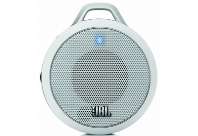 JBL - JBLMICROWWHT - Bluetooth & Portable Speakers