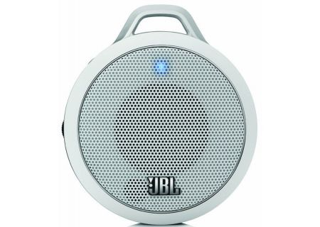 JBL - JBLMICROWWHT - Bluetooth & Portable Speakers