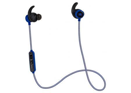 JBL - JBLMINIREFLECTBTBLU - Earbuds & In-Ear Headphones